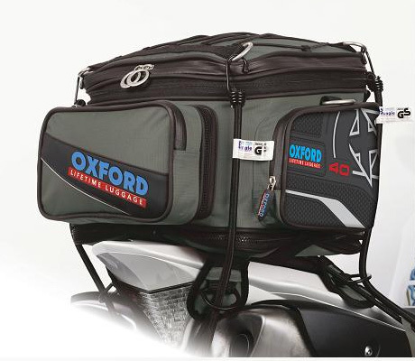 Oxford X40 Tailpack
